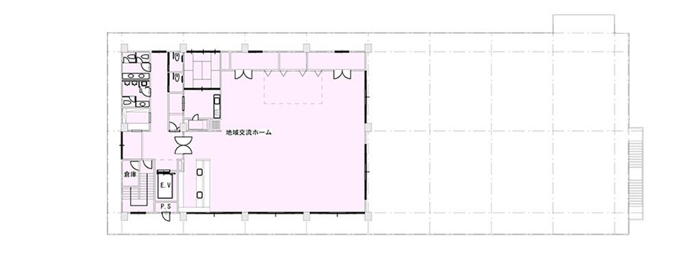桜谷荘東館4階